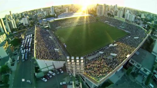 Foto do Arena Condá