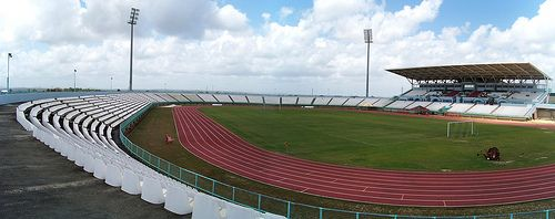Photo del Larry Gomes Stadium