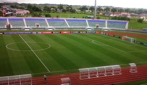 Photo del Ato Boldon Stadium
