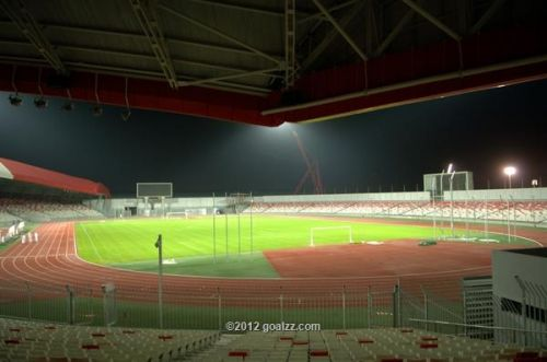 Photo del Bahrain National Stadium