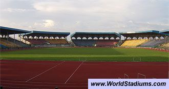 Fotografia e Warri Township Stadium