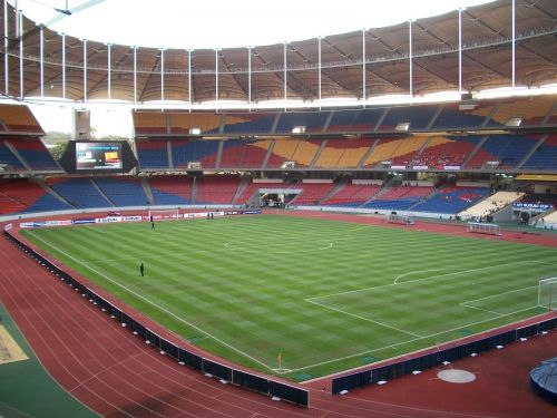 Bukit Jalil National Stadium Resmi