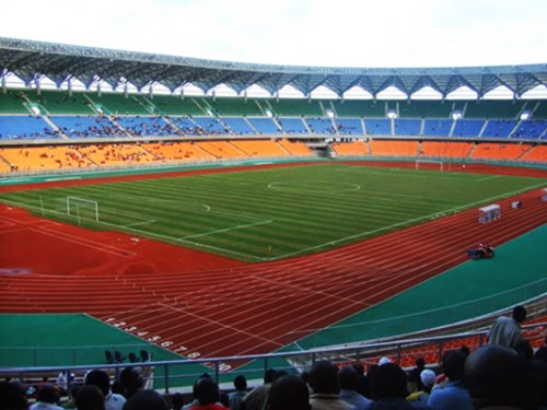 Picture of Benjamin Mkapa National Stadium