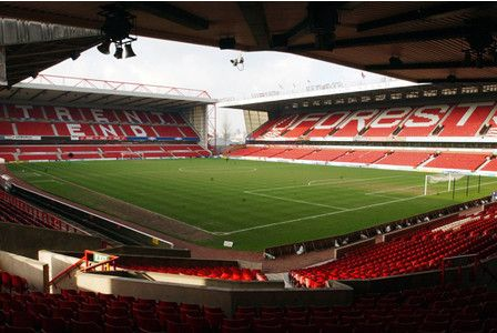 The City Ground Resmi