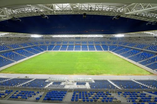 Sammy Ofer Stadiumの画像