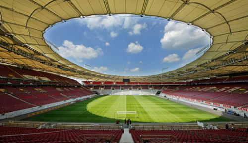Picture of Mercedes-Benz Arena