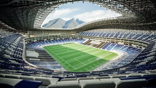 Снимка на Estadio BBVA Bancomer
