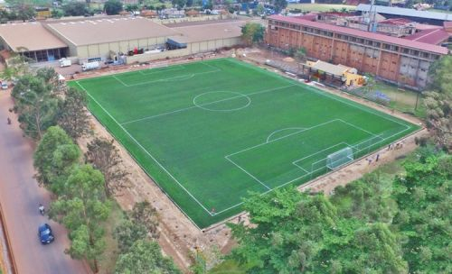Photo del Lugogo Stadium