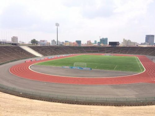 Picture of Olympic Stadium Phnom Penh