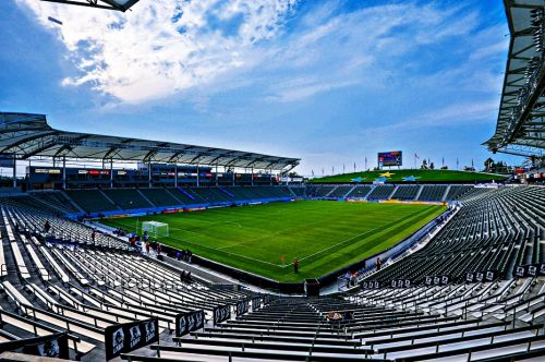 Picture of StubHub Center