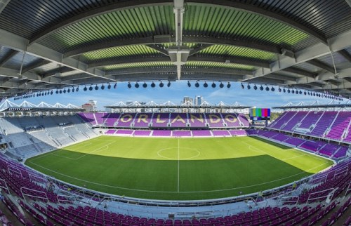 Picture of Orlando City Stadium