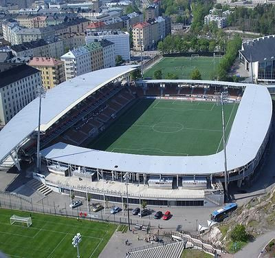 Finnair Stadium 球場的照片