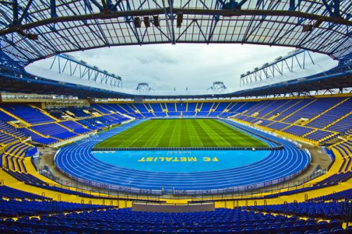 Photo del Metalist Stadium