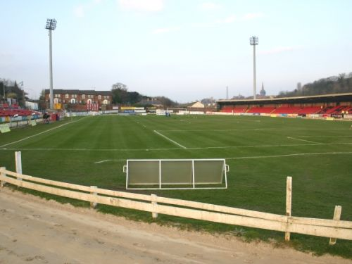 Photo del Brandywell Stadium