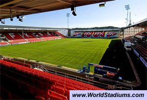 Picture of Fredrikstad Stadion