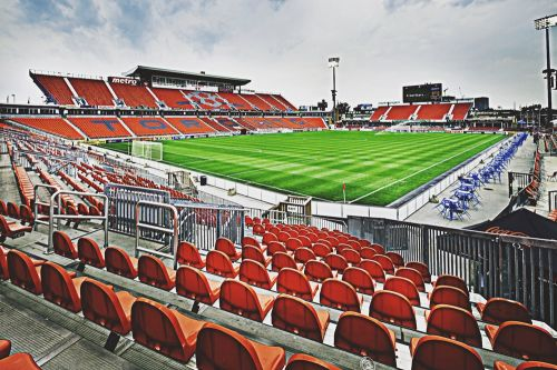 Foto do BMO Field