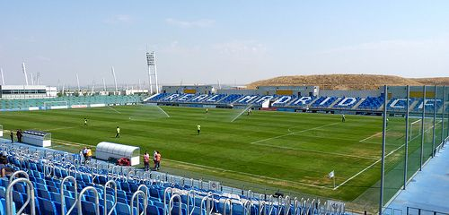 Alfredo di Stefano football stadium - Soccer Wiki for the fans, by ...
