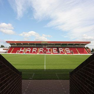 Slika stadiona Aggborough