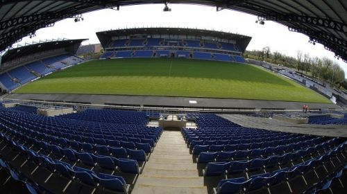 Picture of Kassam Stadium
