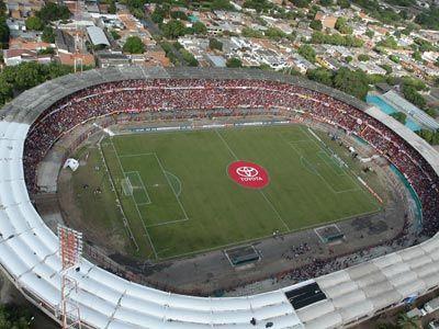 General Santander Estadio De Futbol Soccer Wiki Para Los Fans Por Los Fans