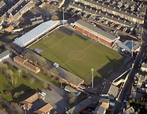 Picture of Bootham Crescent
