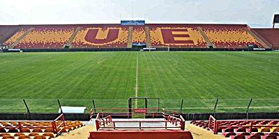 Estadio Santa Laura Universidad SEK 球場的照片