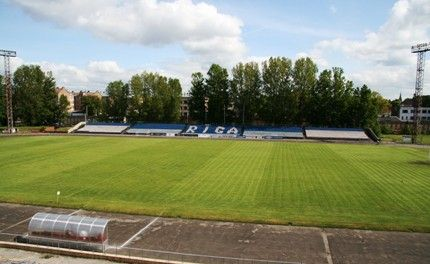 Foto do Latvijas Universitates Stadions